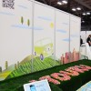 WALLS 360 @SXSW: Time-Lapse iTourU Wall Graphic Installation!