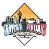 Custom Wall Graphics for First Friday Las Vegas!