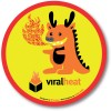 SXSW 2012: Promotional Badges for Viralheat!