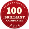 Las Vegas Startup WALLS 360 Named to Entrepreneur Magazine's 100 Brilliant Companies List!
