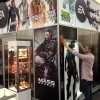 Custom wall graphics for EA at the Las Vegas Licensing Expo!