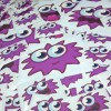 Custom Moshi Monsters Wall Graphics for Mind Candy!