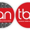On-Demand Wall Graphics + Step & Repeat Logo Walls for TBAN Awards in Las Vegas!