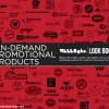 New LOOK BOOK from WALLS 360: On-Demand Promotional Products!