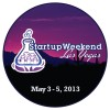 On-Demand Promotional Graphics for Startup Weekend Las Vegas!