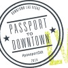 Custom Wall Graphics + Promotional Badges for PASSPORT TO DOWNTOWN at #CES2014 in Las Vegas!
