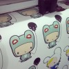 Custom Walls360 Wall Graphics for Juan Muniz at First Friday, Las Vegas!