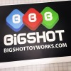 Custom Wall Graphics for Bigshot Toyworks at the Licensing Expo in Las Vegas #Licensing15