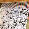 Begsonland custom wall graphics for Zappos in Las Vegas