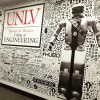 Walls360 created custom wall graphics for the Drones and Autonomous Systems Lab at UNLV #DASL #HUBO
