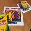 Best Buddies Nevada Coloring Party! #BestBuddiesNV