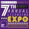 Walls360 LICENSING EXPO 2018 PARTY #Walls360 #UrbanSeed #CreativeStartups #LasVegas #Licensing18